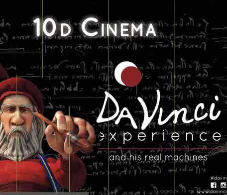 Cinema 5D 6D 7D 10D | Entertainement customized projects
